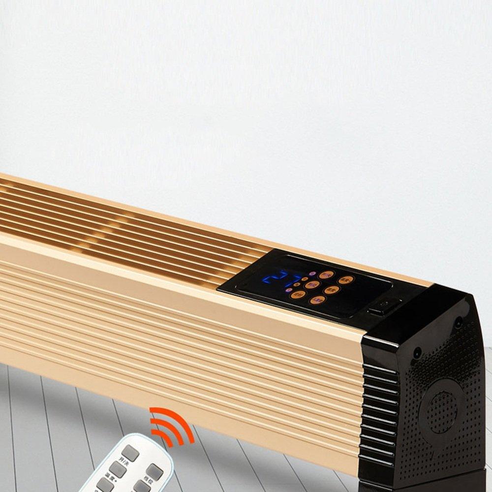 Feifei Moda en casa Calefactor de convección 2200W - con termostato y 3 configuraciones de Calor, Temporizador, termostato Ajustable: Amazon.es: Hogar