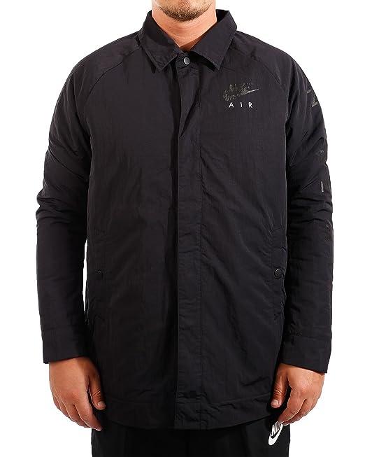 Chaqueta Nike – Sportswear negro/negro talla: L (Large)