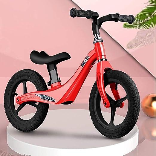 GAOJIN Balance Bike 12 Pulgadas Magnesium Alloy No Pedal Walking ...