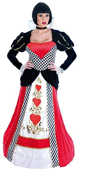 Queen of hearts adult costume, shweta tiwari hot naked fauking video
