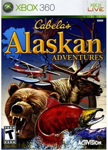 Amazon Cabelas Alaskan Adventure
