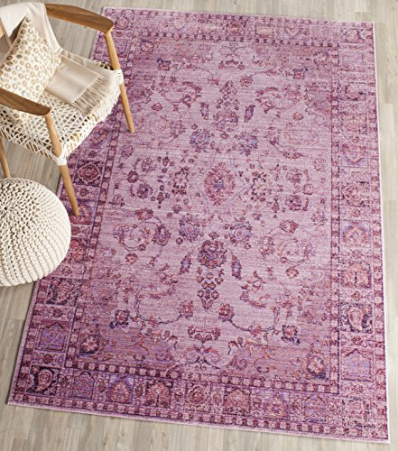 Safavieh Valencia Collection VAL105C Pink and Multi for sale  Delivered anywhere in USA