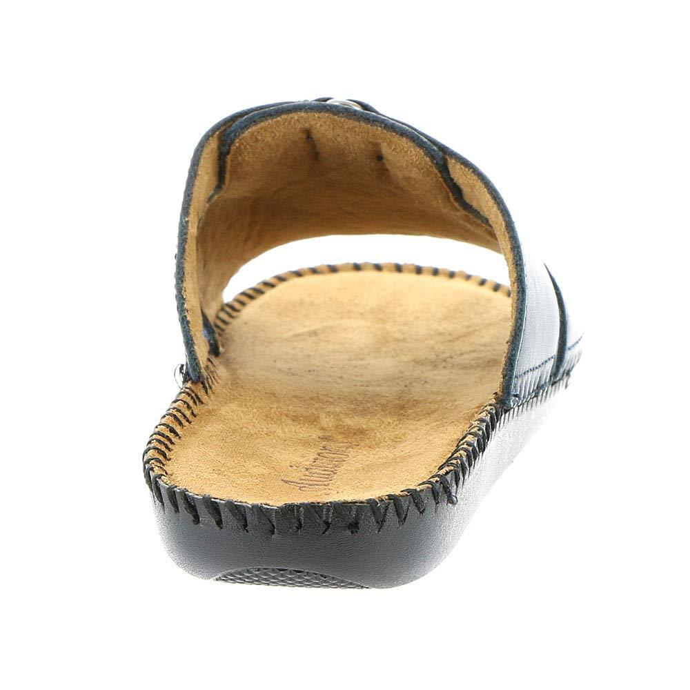 Auditions Sparkle Womens Sandal 8.5 C//D US Navy