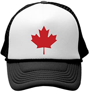 99b58a5689 Amazon.com: Canada Maple Leaf Hat | Canadian Pride Embroidered Adult ...