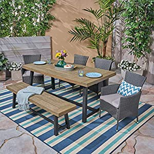 61KxSCjvQTL._SS300_ Wicker Dining Tables & Wicker Patio Dining Sets