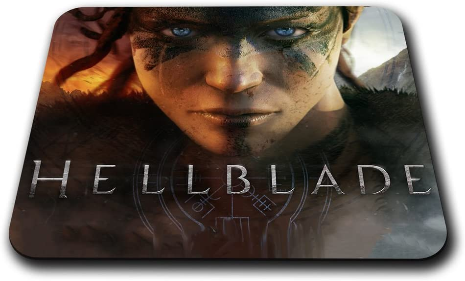Mousepad Hellblade (F) - Senua - Alfombrilla de Ratón: Amazon.es: Videojuegos