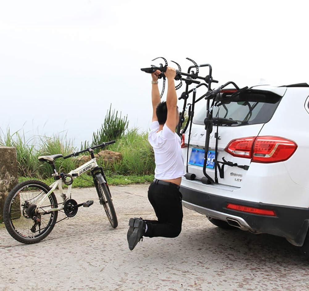XINGXINGNS Portabicicletas Trasero Bicicleta Coche Almacenamiento ...