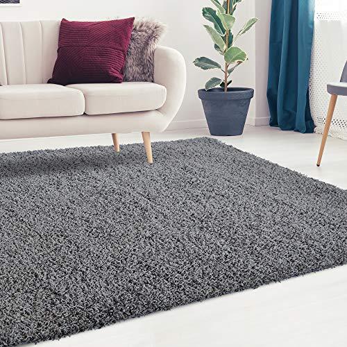 Amazon Com Icustomrug Cozy And Soft Solid Shag Rug 6x9