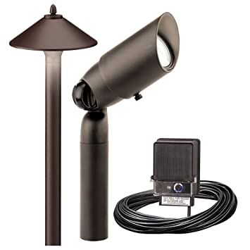 Malibu 8308 9903 10 Pro Light Set  10 PieceMalibu 8308 9903 10 Pro Light Set  10 Piece   Landscape Path  . Malibu Landscape Lighting Reviews. Home Design Ideas