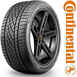 Continental ExtremeContact DWS06 Performance Radial Tire - 225/50R18 95W