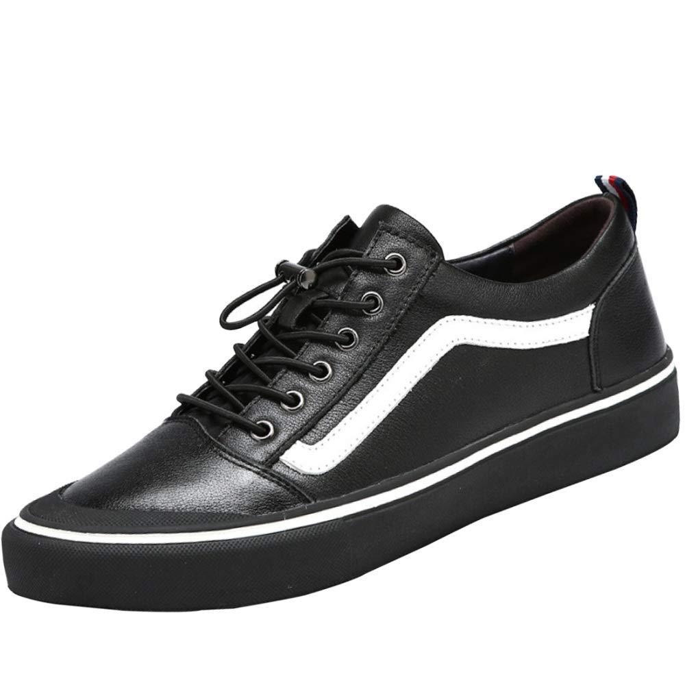 Oudan Herrenmode Freizeitschuhe Wilde Jugend Schuhe Sportschuhe (Farbe   Schwarz, Größe   41EU)