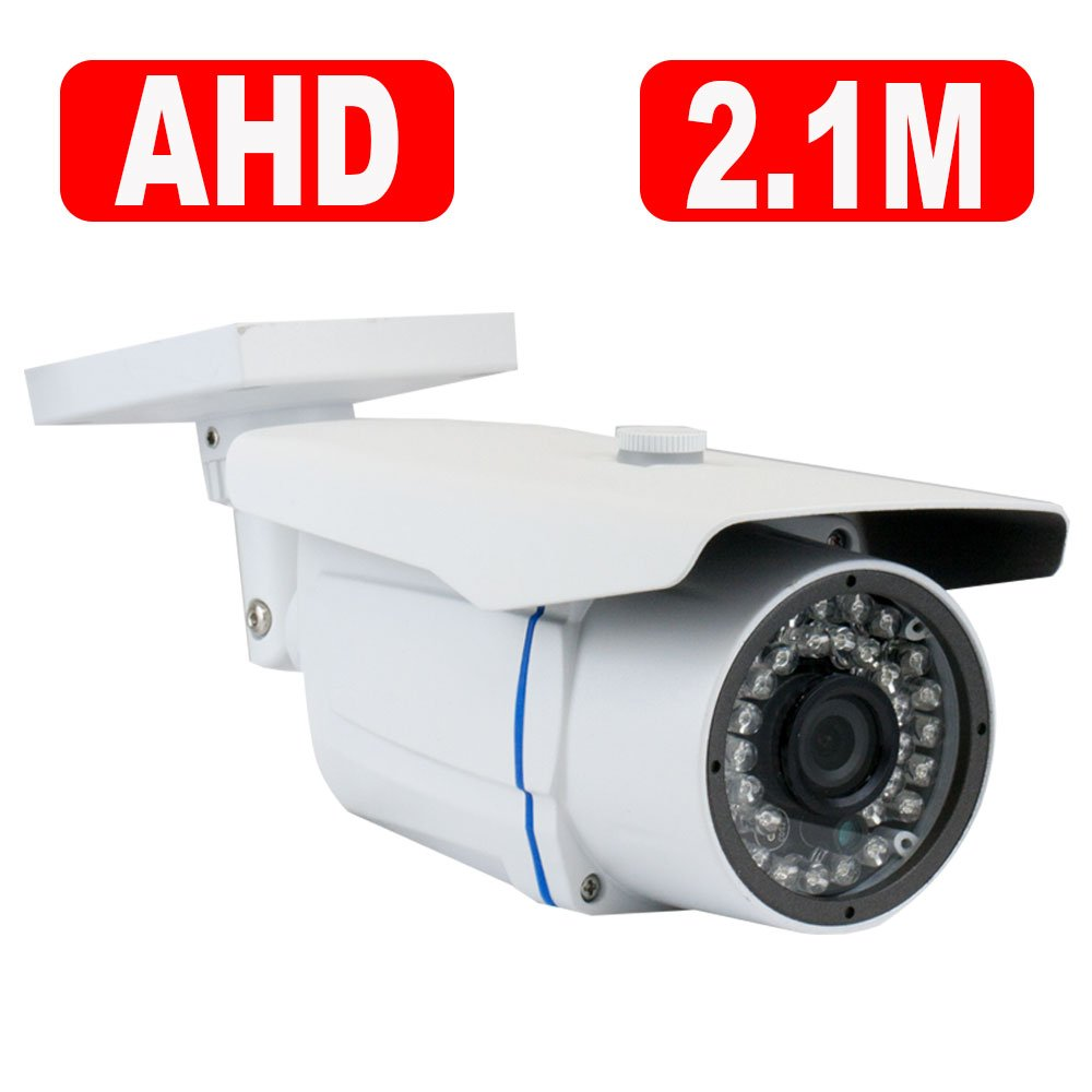 GW 8-Channel 4MP Home Security Camera System 5 IN 1 Video DVR and 8 4.0MP 1440P Outdoor Indoor Weatherproof CCTV Cameras with IR Night Vision