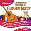 Las Canciones Favoritas De Gerardo Reyes