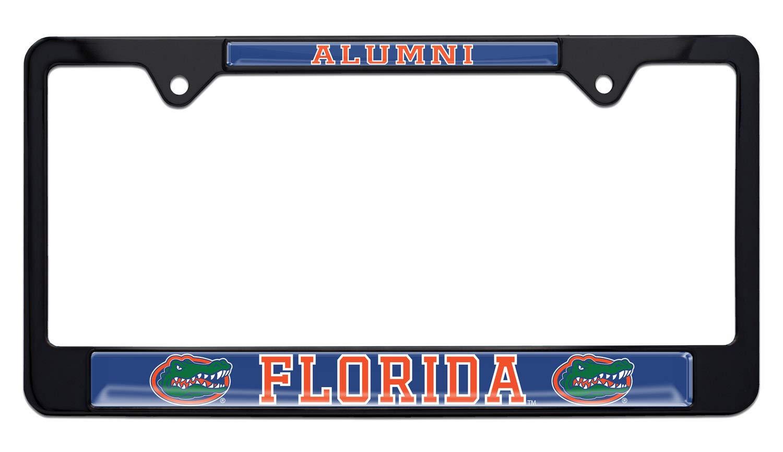 Elektroplate University of Florida Alumni Black License Plate Frame