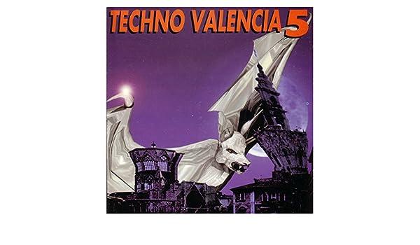 Techno Valencia 5 - El Mejor Techno De Los 90 de Various ...