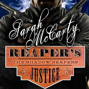 Reaper's Justice Audiobook