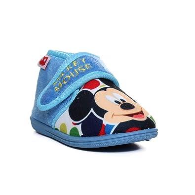 bastante agradable 9df9c c7978 Mickey Mouse Zapatillas de Estar por Casa (25 EU)
