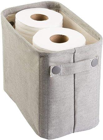 MATERIALES DE CALIDAD: El exterior de este organizador de tela está fabricado con algodón de alta ca