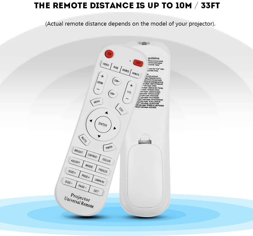Tosuny Universal Fernbedienung Für Alle Gängigen Elektronik