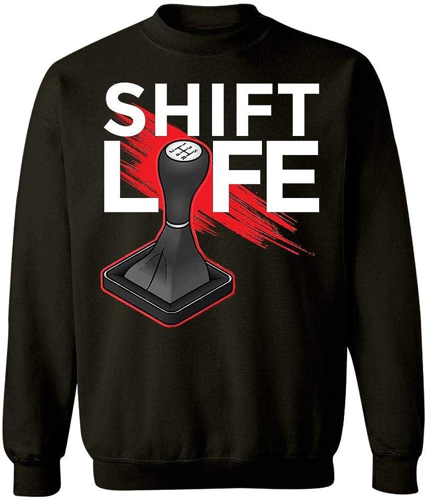 Sweatshirt Kellyww Shift Life Clutch Stick Manual Transmission Pedal