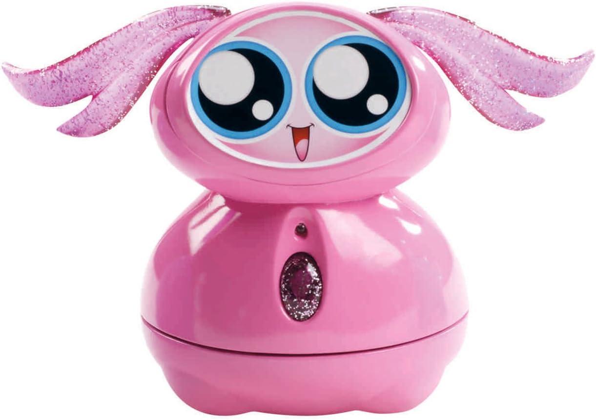Fijit Friends Shimmies Pink Spinrose Figure Mattel Y4794