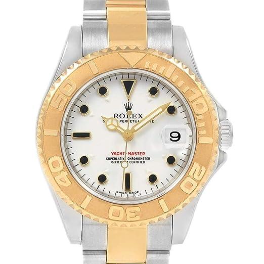 Rolex Yacht-Master Automatic-Self-Wind 168623 - Reloj de Pulsera para Hombre