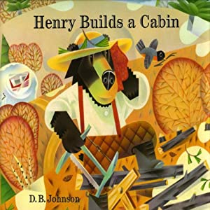 Henry Builds a Cabin Audiobook