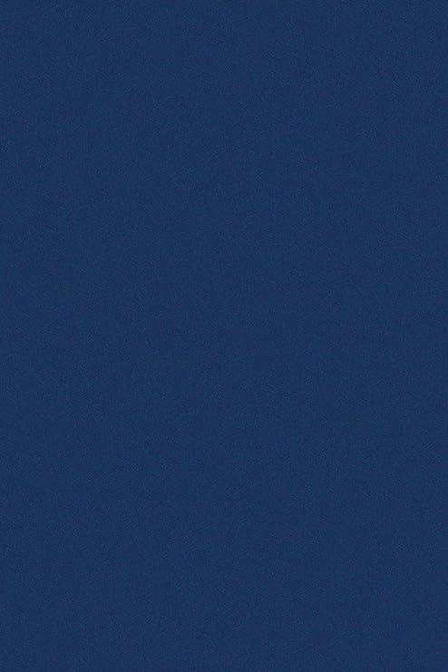 D C Fix Veloursfolie Navy Blau 45 Cm X 100 Cm Selbstklebend Küche Haushalt