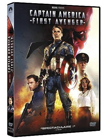 Captain America : The First Avenger [Francia] [DVD]