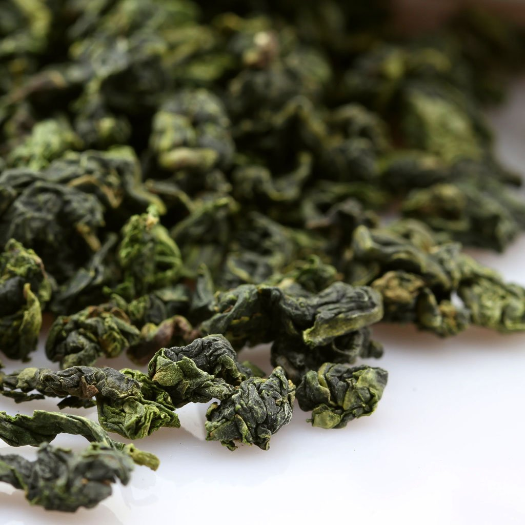 GOARTEA 1000g (35.2 Oz) Organic Top Grade Fujian Anxi High Mount. Tie Guan Yin Tieguanyin Iron Goddess Chinese Oolong Tea by GOARTEA (Image #3)