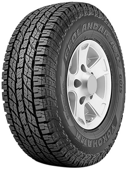 Amazon Com Yokohama Geolander At G015 All Terrain Radial Tire 215