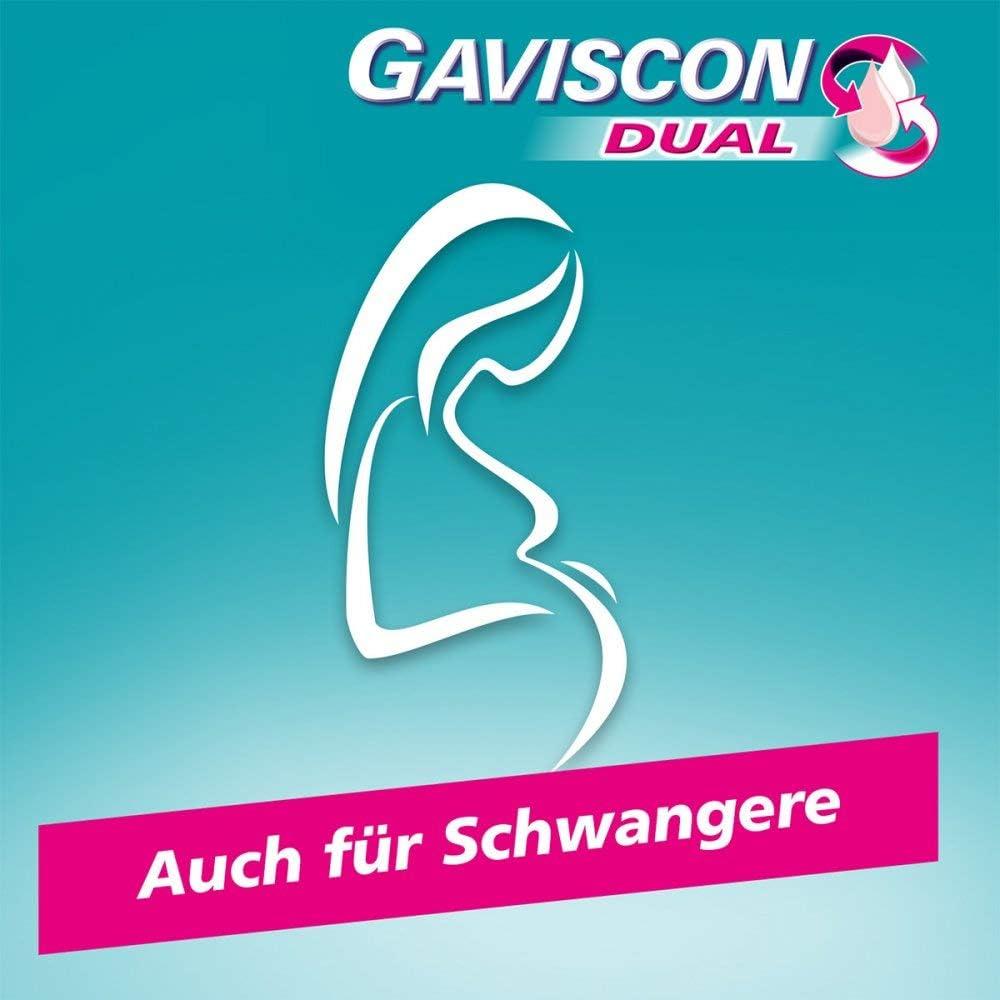 gaviscon dual oder advance unterschied