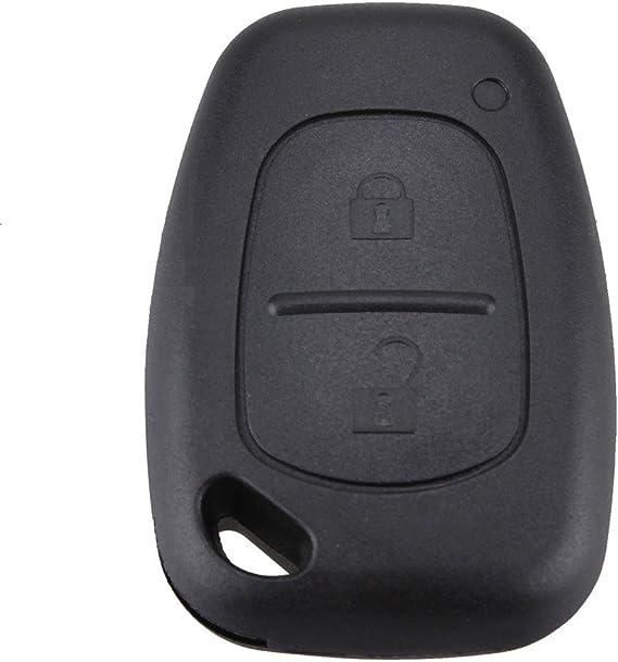 Image ofLianLe Carcasa Case Funda Llave Remoto para Vauxhall Opel Vivaro, Renault Trafic, Nissan Primastar