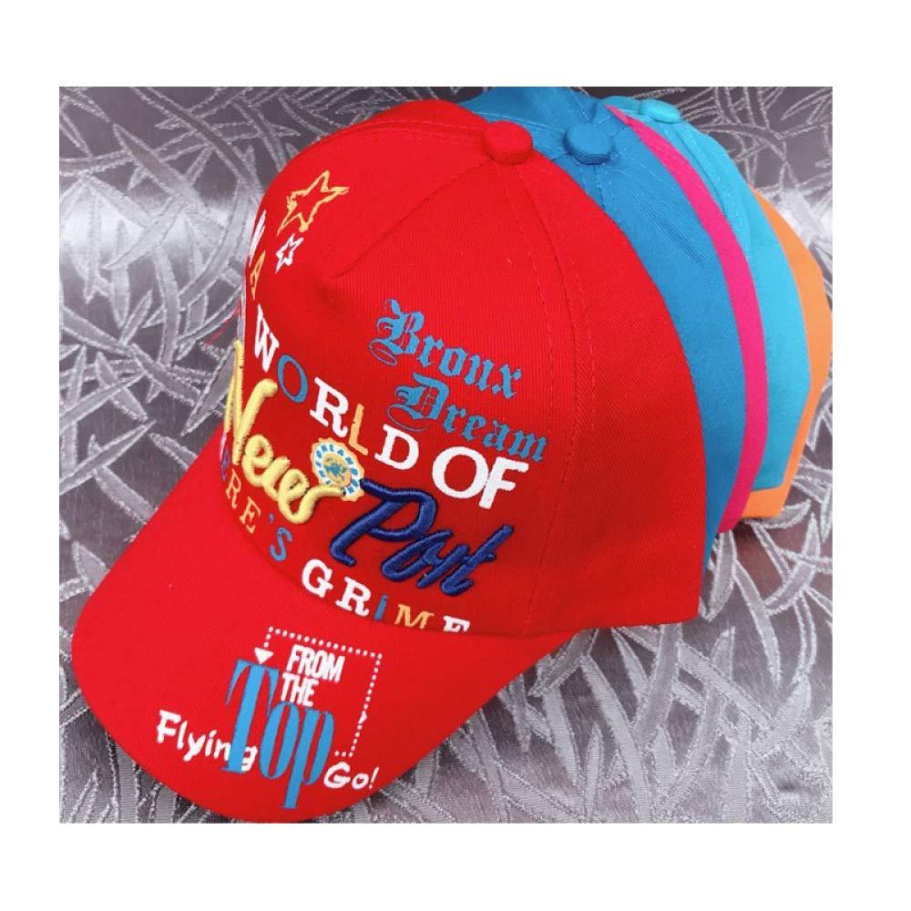 zhuzhuwen 2019 Korean Rocket Childrens Hat Gorra de béisbol de ...