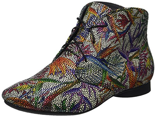 Think Guad, Botines para Mujer Multicolor (sz/multi 03)