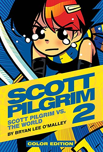 Scott Pilgrim Color Hardcover Volume 2: Vs. The World [Bryan Lee O'Malley] (Tapa Dura)