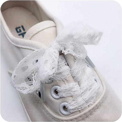 1 Pair 100cm Flat Popular Sports Shoes Laces Casual Canvas Polyester Shoelaces D