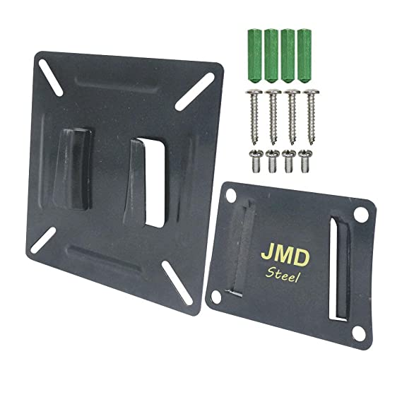 """Heavy Duty Wall Mount For Monitor & TV - 14"""" To 21"""" LED, LCD TV Wall & Ceiling Mounts at amazon"""
