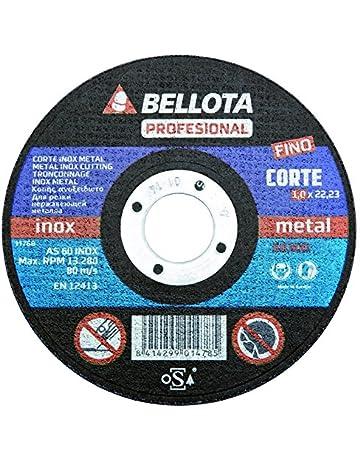 Bellota 50300-115 - DISCO ABR. PROF.C.INOX 115