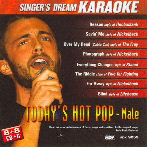 Today's Hot Pop-Male [Clean] ()