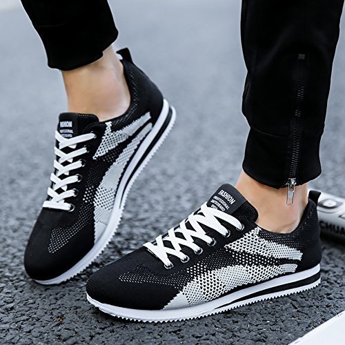 No Men 66 Sports Shoes Black Sneakers Town Running Flyknit rErqnw1H4