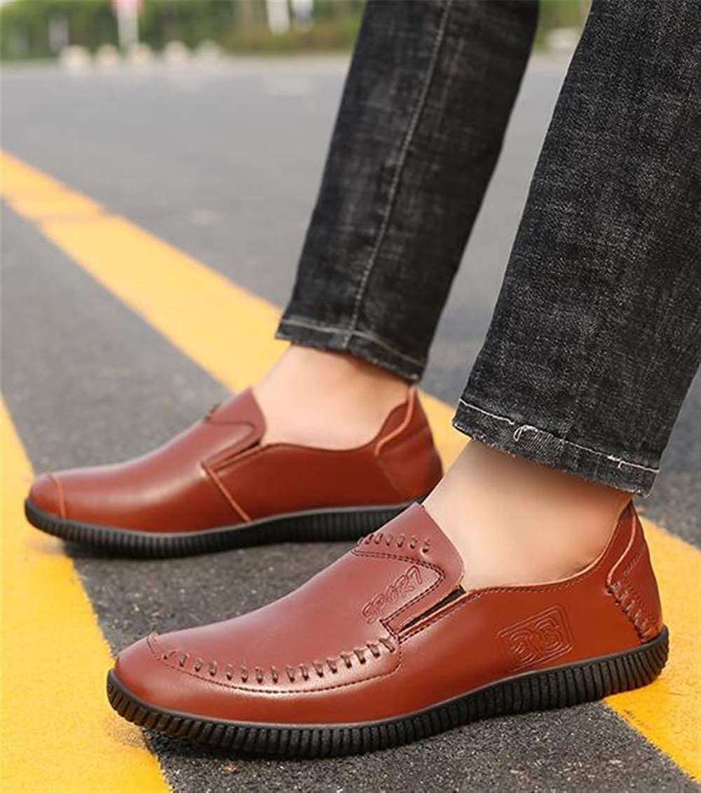 Mens Classic Oxford Dress Shoes Formal Business Casual Comfortable Shoes