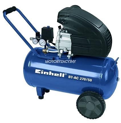 Einhell BT-AC 270/50 - aerosol de aire comprimido (32 kg)