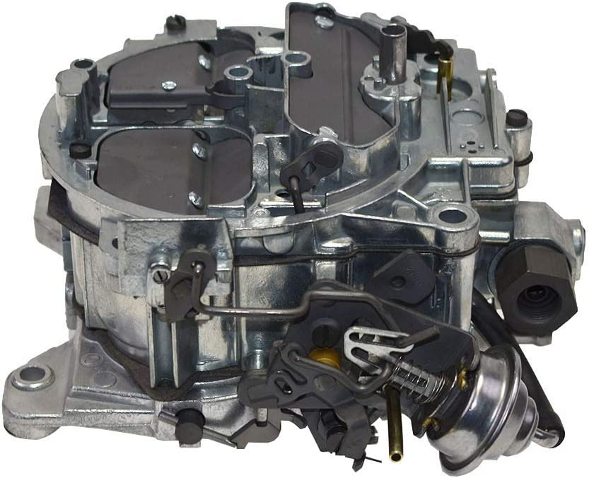 4MV A-Team Performance 1901R Remanufactured Rochester Quadrajet Carburetor 750 CFM 1966-1973 GM//CHEVY CARB