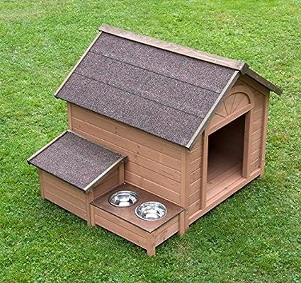 Luz abeto Comfort – Caseta de perro a casa muy bonito y práctico para su perro