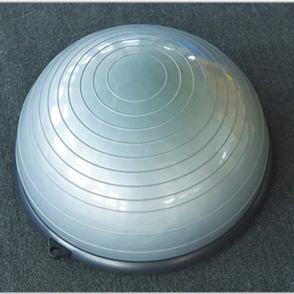 【セール】 ヨガバランストレーナー58センチバランストレーナーボールフィットネス強度エクササイズバランスボールとリフティングロープとポンプ Gray B07R13FDSM Gray B07R13FDSM Gray Gray, サダミツチョウ:b0121f16 --- arianechie.dominiotemporario.com