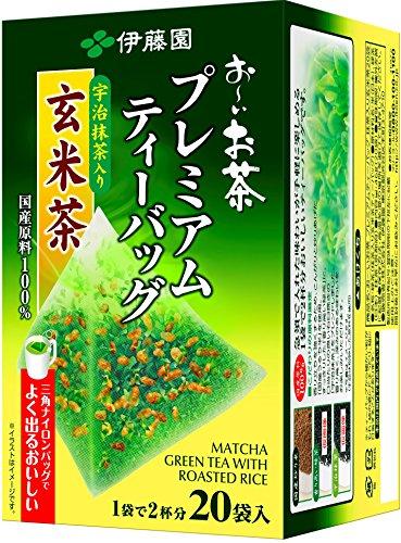 Itoen Genmaicha Brown Matcha Premium product image