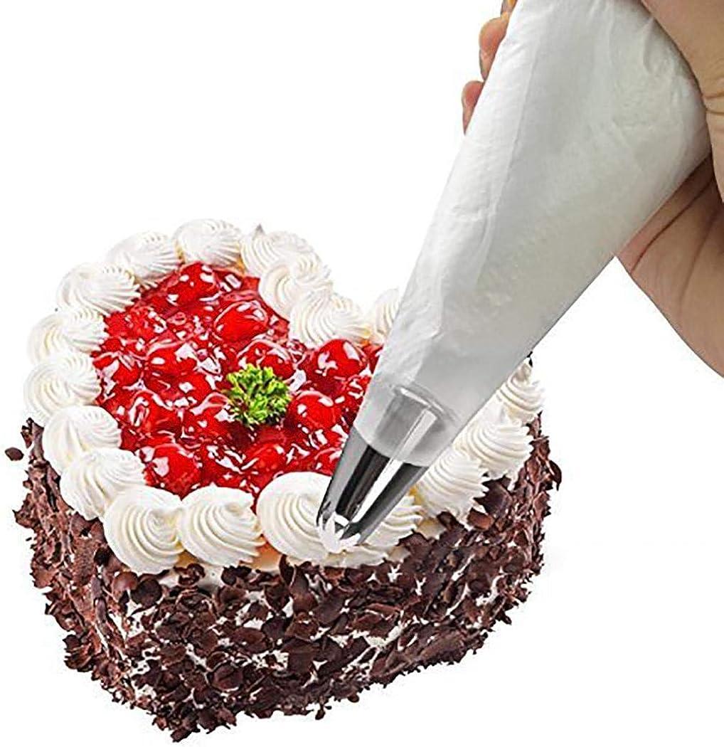 Ailler 83pcs Cake Flower Mouth Cream Decoration Bag Cake Decoration Tools Set Shoulder Bags