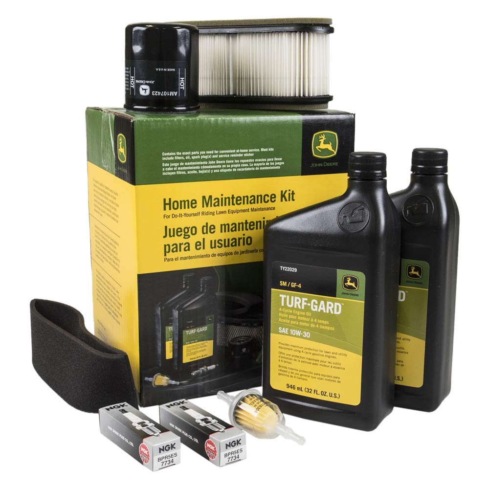 John Deere Original Equipment Filter Kit #LG185