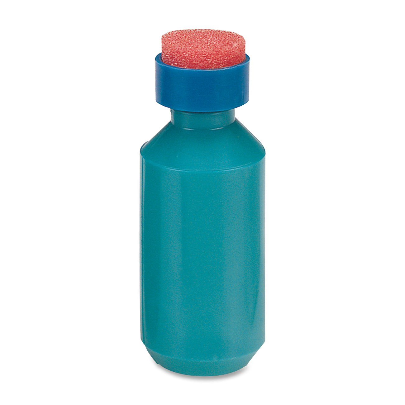 S.P. Richards Company Squeeze Moistener Bottle, 2 oz. Capacity, Unbreakable, Blue (SPR01487)